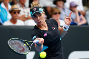 Marina Erakovic of New Zealand