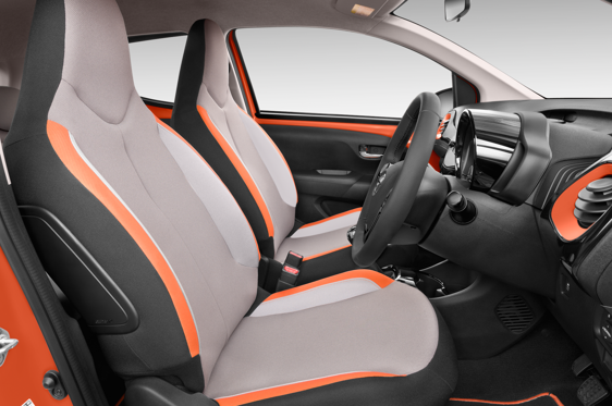 Slide 2 of 11: 2015 Toyota Aygo