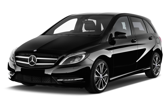 Slide 1 of 14: 2012 Mercedes-Benz B-Class