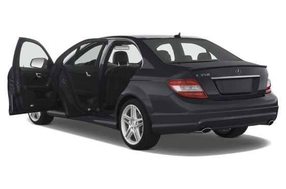 Slide 1 of 25: 2010 Mercedes-Benz C-Class