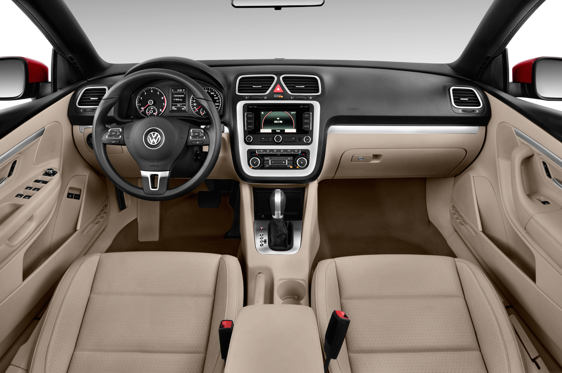 Slide 1 of 11: 2015 Volkswagen Eos