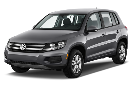 Slide 1 of 14: 2013 Volkswagen Tiguan