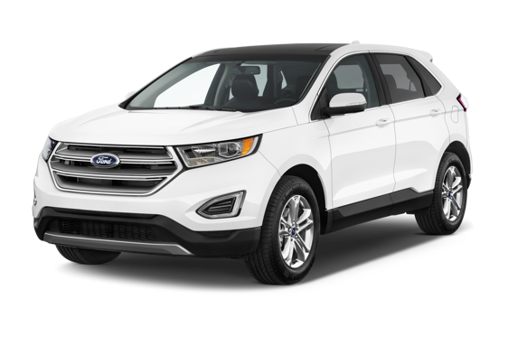 Slide 1 of 14: 2015 Ford Edge