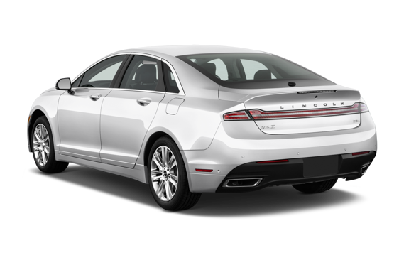 Slide 2 of 14: 2014 Lincoln MKZ