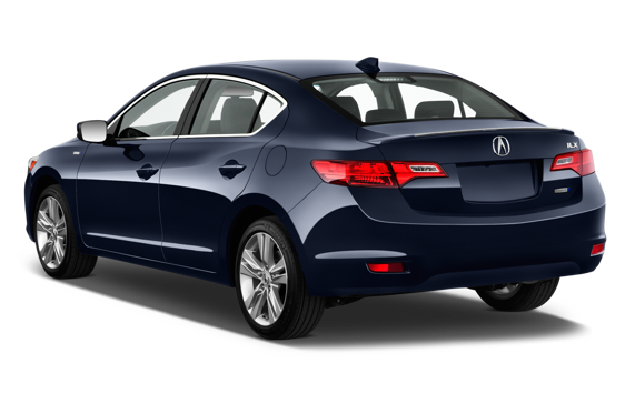 Slide 2 of 14: 2014 Acura ILX