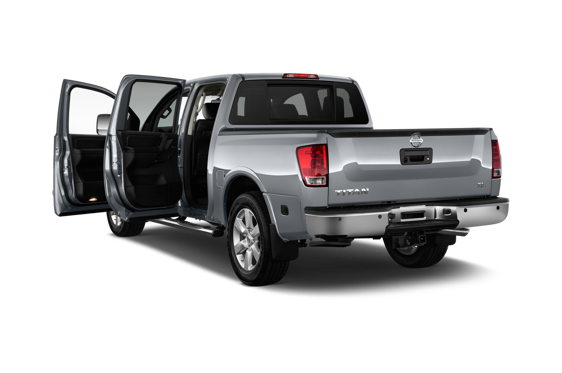 Slide 1 of 23: 2014 Nissan Titan