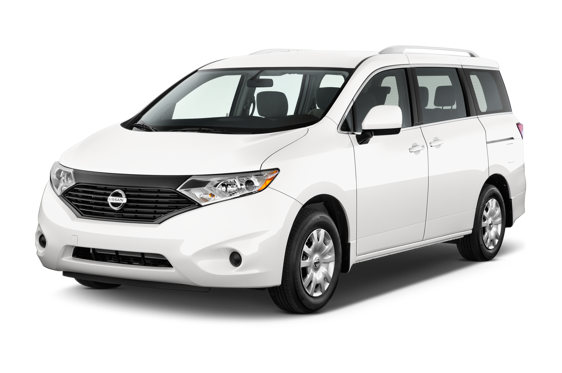 Slide 1 of 14: 2014 Nissan Quest