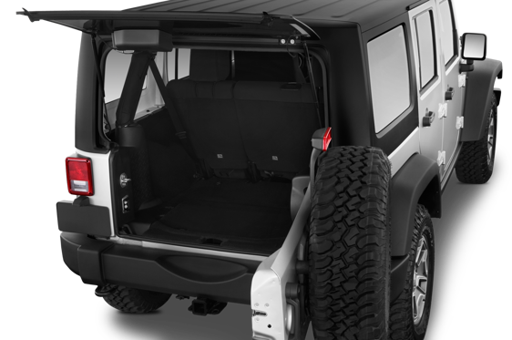 Slide 1 of 25: 2014 Jeep Wrangler Unlimited