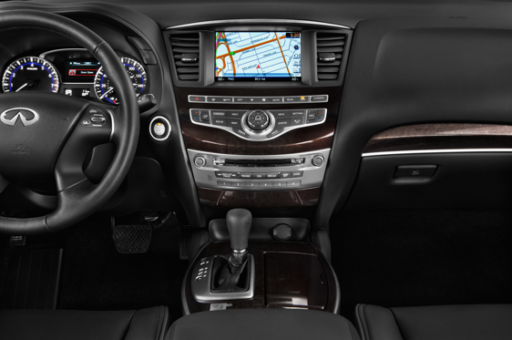 Slide 1 of 25: 2014 Infiniti QX60