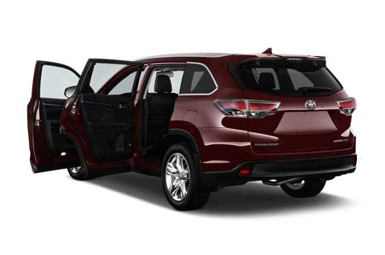Slide 1 of 25: 2014 Toyota Highlander