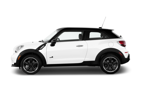 Slide 1 of 25: 2014 MINI Paceman