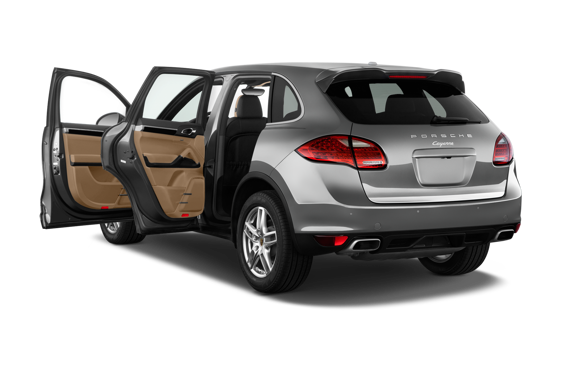 Slide 1 of 24: 2014 Porsche Cayenne