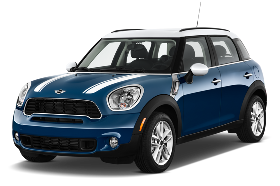 Slide 1 of 14: 2014 MINI Countryman