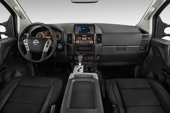 Slide 1 of 11: 2014 Nissan Titan