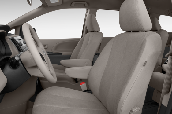 Slide 2 of 11: 2014 Toyota Sienna