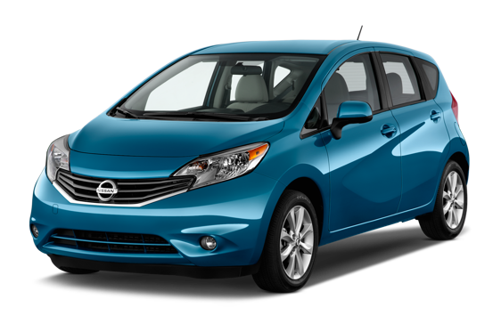 Slide 1 of 14: 2014 Nissan Versa Note