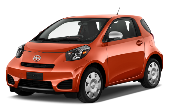 Slide 1 of 14: 2014 Scion iQ