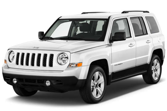 Slide 1 of 14: 2014 Jeep Patriot