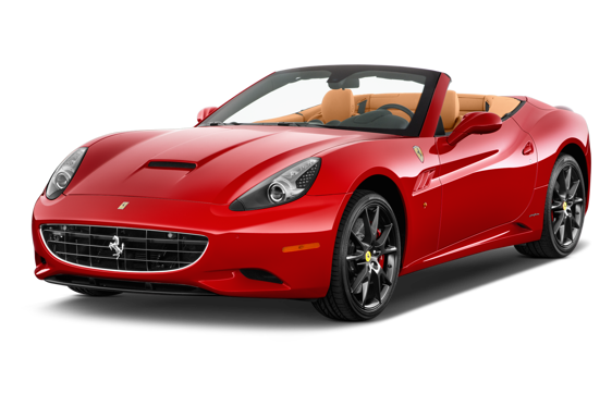 Slide 1 of 14: 2014 Ferrari California