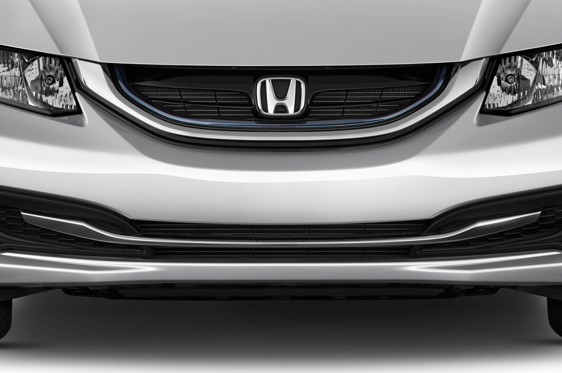 Slide 1 of 24: 2014 Honda Civic