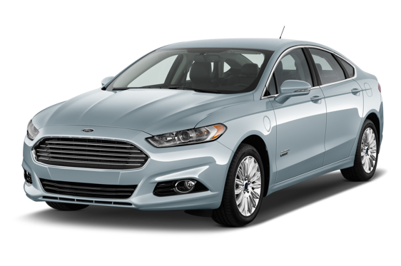 Slide 1 of 14: 2014 Ford Fusion Energi