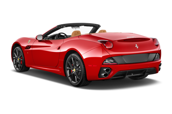 Slide 1 of 25: 2014 Ferrari California