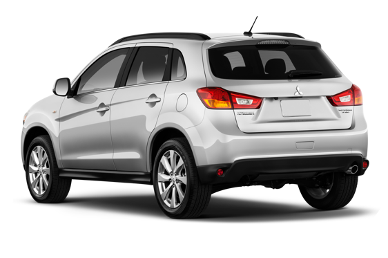 Slide 2 of 14: 2013 Mitsubishi Outlander Sport