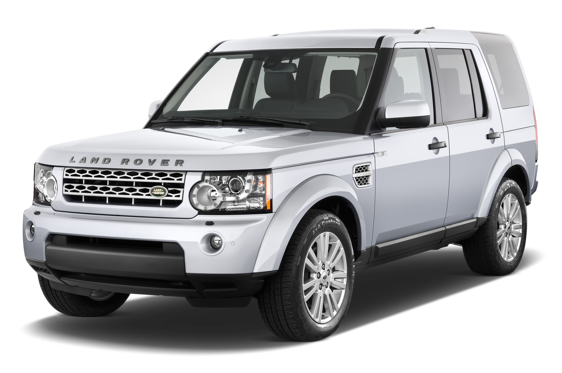 Slide 1 of 14: 2014 Land Rover LR4