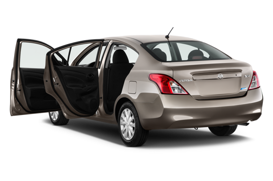 Slide 1 of 24: 2013 Nissan Versa Sedan