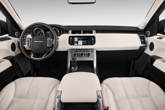 Slide 1 of 11: 2014 Land Rover Range Rover Sport
