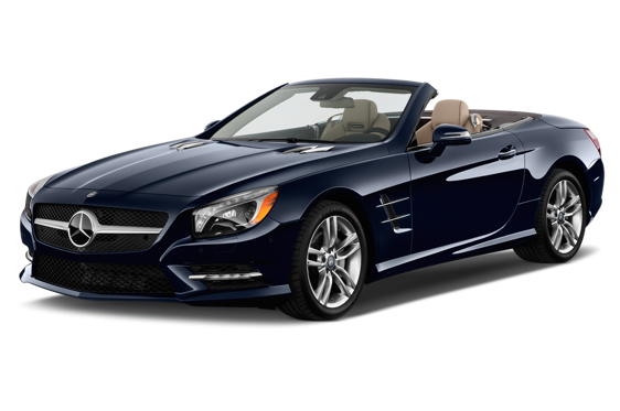 Slide 1 of 14: 2013 Mercedes-Benz SL-Class