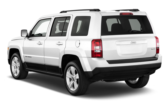 Slide 1 of 25: 2013 Jeep Patriot