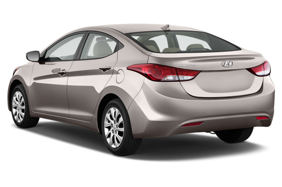 Slide 2 of 14: 2013 Hyundai Elantra