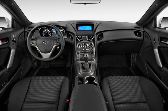 Slide 1 of 11: 2013 Hyundai Genesis Coupe