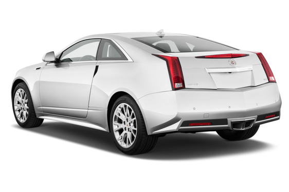 Slide 2 of 14: 2013 Cadillac CTS Coupe