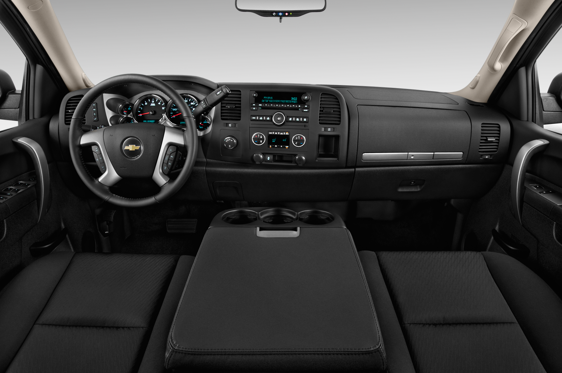 Slide 1 of 11: 2013 Chevrolet Silverado 1500