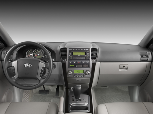 Slide 1 of 25: 2008 KIA Sorento