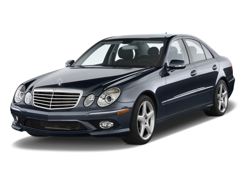 Slide 1 of 14: 2009 Mercedes-Benz E-Class
