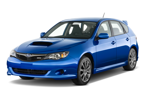 Slide 1 of 14: 2009 Subaru Impreza