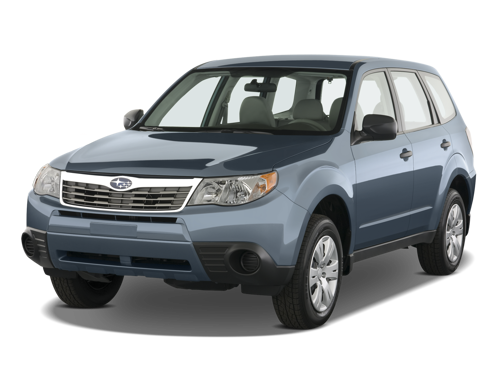 Slide 1 of 14: 2009 Subaru Forester