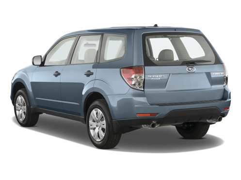 Slide 2 of 14: 2009 Subaru Forester