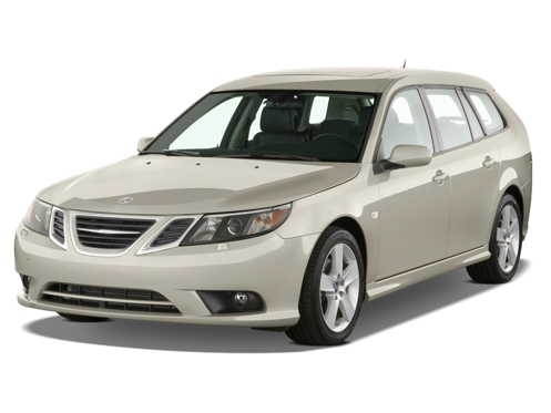 Slide 1 of 14: 2009 Saab 9-3x