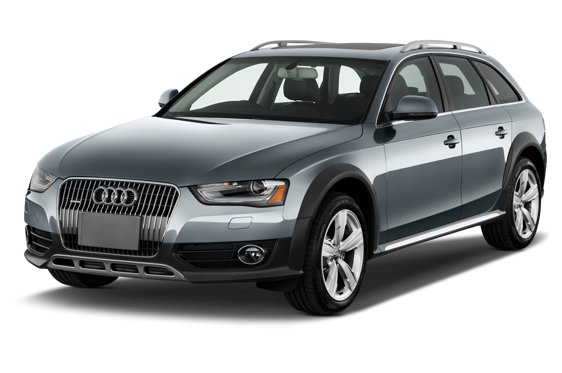 Slide 1 of 14: 2015 Audi A4 Allroad Quattro