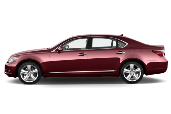 Slide 1 of 23: 2010 Lexus LS