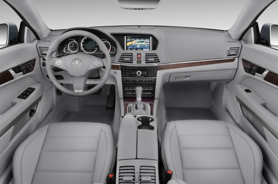 Slide 1 of 11: 2012 Mercedes-Benz E-Class