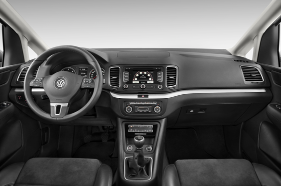 Slide 1 of 11: 2014 Volkswagen Sharan