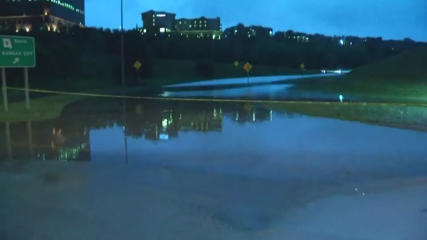 Storm brings heavy rain, flooding to Kansas City