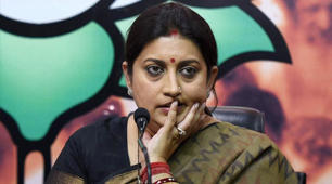 Textile ministry plans policy intervention for jute sector: A meeting of the jute industry stakeholders chaired by Union Textile Minister Smriti Irani was held in Kolkata. (Source: PTI/File)