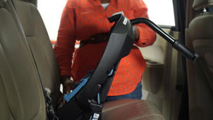 Load Leg Shows Promise for Safer Child Seats