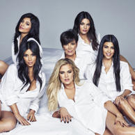 Kim Kardashian and the Kardashians